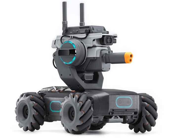 Robomaster s1 turret