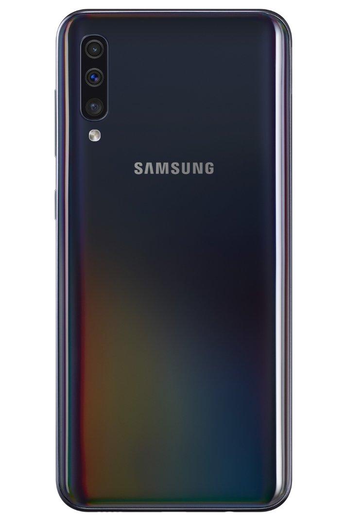 Samsung Galaxy A50 back