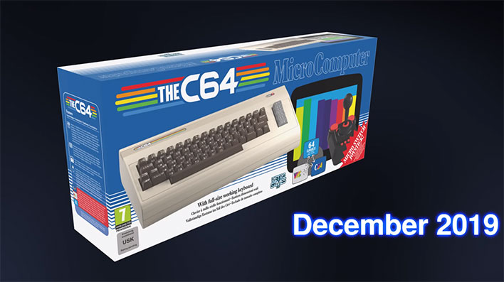 TheC64 Commodore 64 Reboot