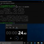 Windows 10 20H1 Build Hits Insider Fast Ring With Native WSL 2 Linux Kernel