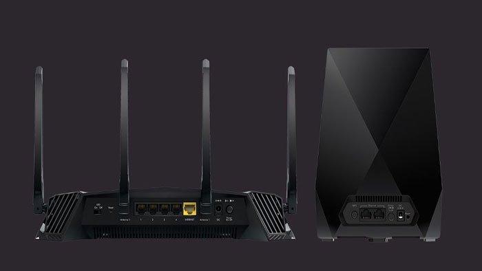 netgear nighthawk mesh wifi system ports