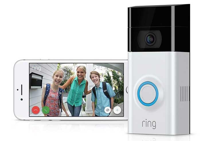 ring vide doorbell