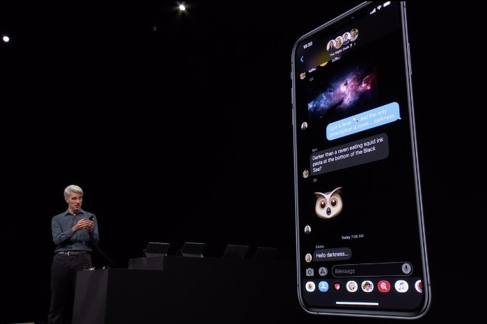 apple ios 13 messages