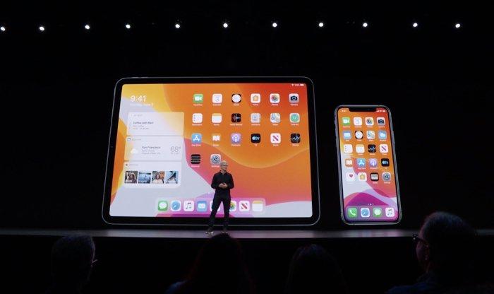 apple ipadOS ios