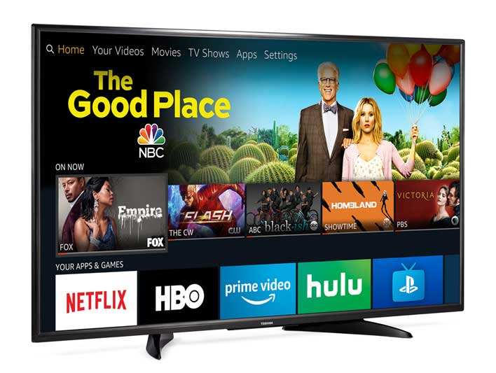 fire tv hdr