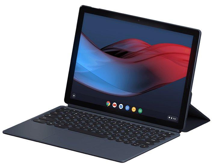 pixel slate laptop mode