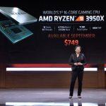 AMD Ryzen 9 3950X 16-Core Zen 2 CPU Hits 5.4GHz Overclock Breaking More Records