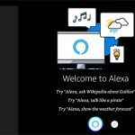 Microsoft's Latest Windows 10 Preview Allows Alexa Access From Lock Screen