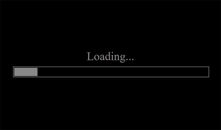 Diablo Loading Screen