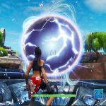 Epic Teases Fortnite Season 10 As Mysterious Orb Explodes Spreading Chaos