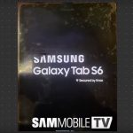 Galaxy Tab S6 Leaks In Photos As Samsung's Latest Assault On The Apple iPad