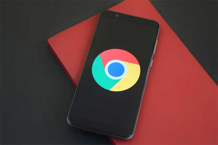 google chrome phone