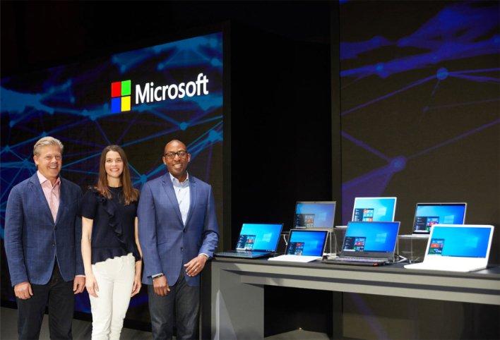 microsoft windows laptops
