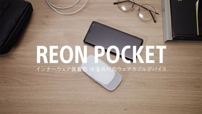 reon pocket desk