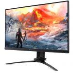 Acer Predator XN253Q X 240Hz G-SYNC Gaming Monitor Pumps Ultra Fast 0.4ms Response Time