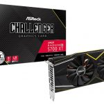 ASRock Unwraps AMD Radeon RX 5700 Challenger Series WIth Boosted GPU Clocks