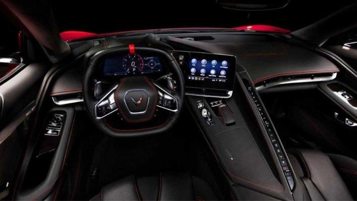 c8 corvette interior 2
