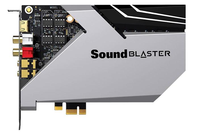 sound blaster ae 9 style