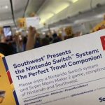 Southwest Airlines Passengers On This Lucky Flight All Received A Free Nintendo Switch