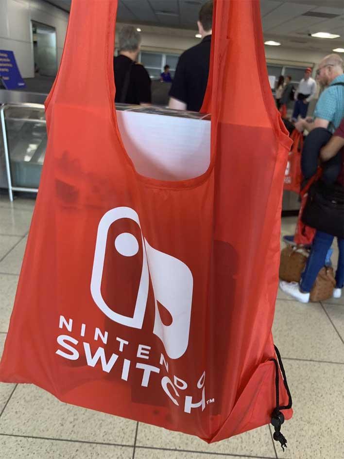 switch sw bag
