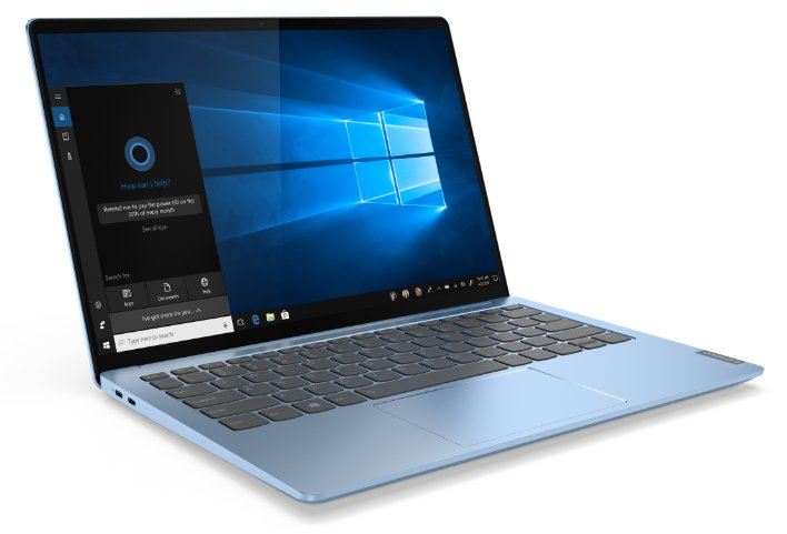 06 Ideapad S540 13Inch Hero Front Facing Right Ice Blue