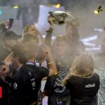 Dota 2 win makes N0tail the top-awarded e-sports star
