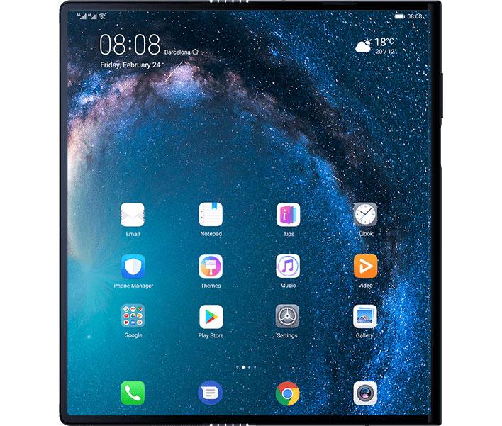Huawei Mate X Open