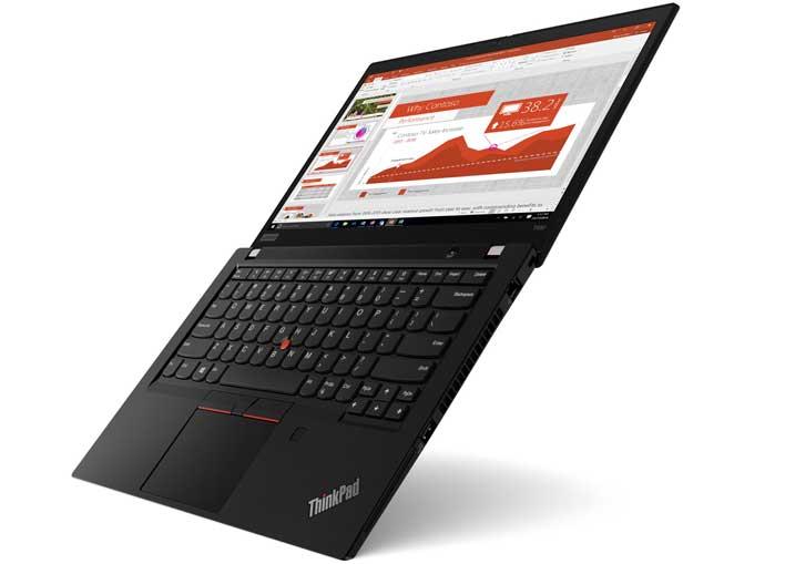 ThinkPad T490 flat