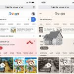 Google Celebrates Wizard Of Oz 80th Anniversary With This Intricate Easter Egg