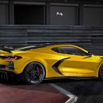 2022 Chevy C8 Corvette Z06 Rumored To Be An 800 HP Twin-Turbo V8 Track Beast