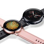 Samsung Galaxy Watch Active 2 Smartwatch Debuts With Touch Sensitive Bezel And LTE