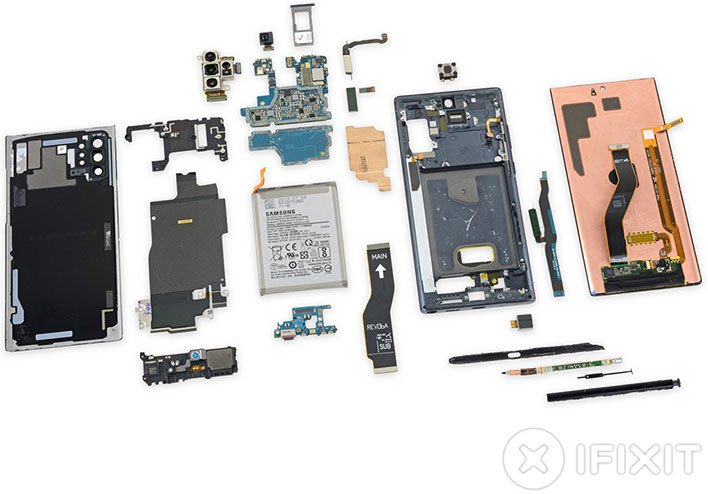 Samsung Galaxy Note 10+ 5G Parts