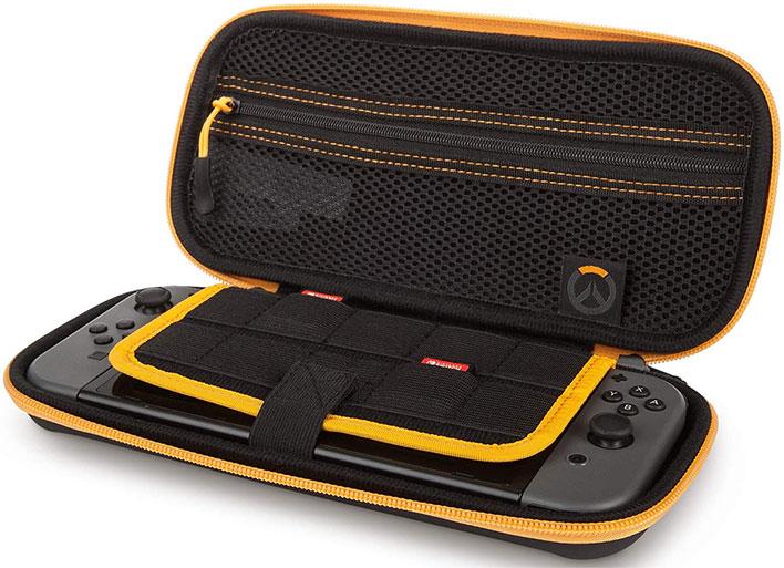 Nintendo Switch Overwatch Case Open
