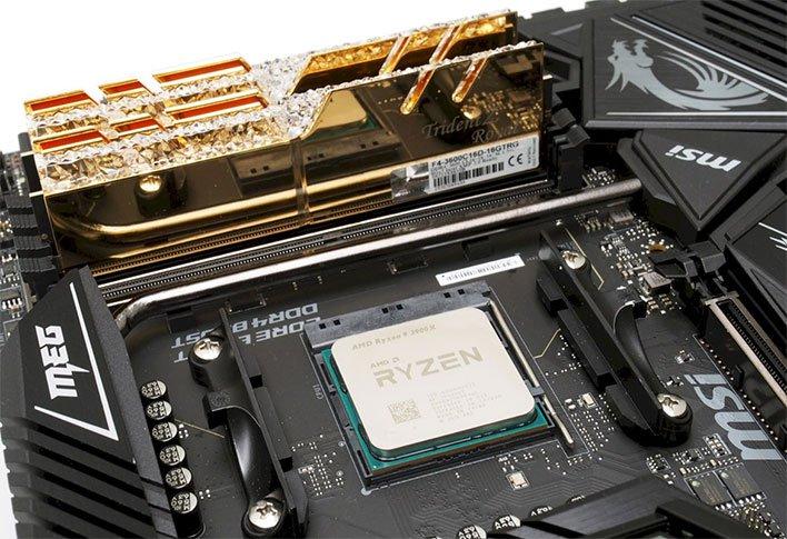 AMD Ryzen 3000 Motherboard
