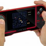 Preorders Open For Funky But Cool Evercade Retro Handheld Gaming System
