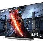 LG's 4K E9 And C9 OLED TVs Now Rock NVIDIA G-SYNC Gaming At Up To 77 Inches