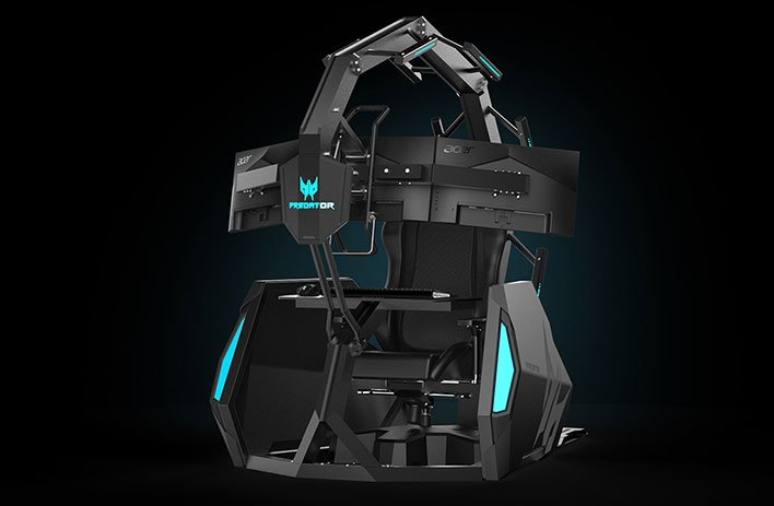 Acer Thronos Air Gaming Chair