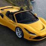 Ferrari F8 Spider Is A 711 Horsepower Topless Road Rocket With Stunning Good Looks