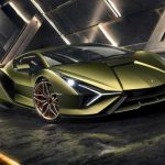 Lamborghini Announces The Sian: An 819 Horsepower Hybrid Hell Chariot That Tops 217 MPH