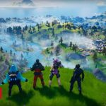 Fortnite Chapter 2: First glimpse of new season after map wiped out by asteroid
