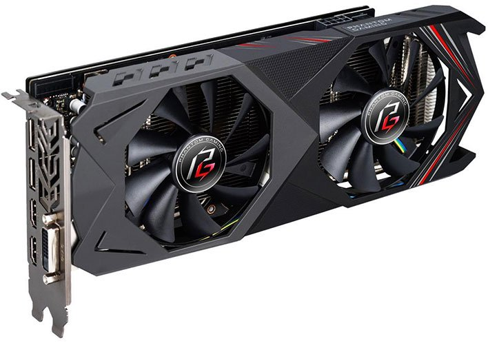 ASRock Phantom Gaming X Radeon RX 590