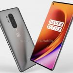 OnePlus 8 Pro Renders Reveal Punch Hole Display And Quad Cameras