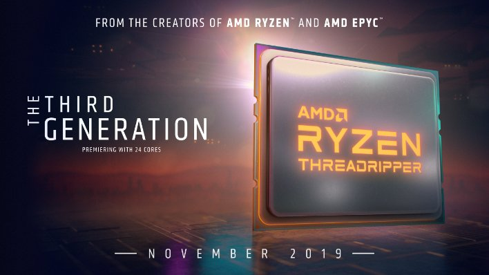amd threadripper 3rd