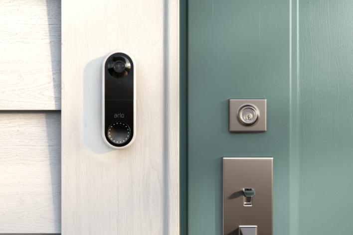 arlo video doorbell 2