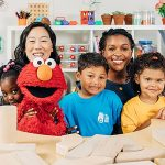 Sesame Street's Elmo Gets A Side-Hustle Teaching Engineering For Mark Zuckerberg