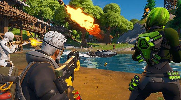 fortnite chapter 2 explosives