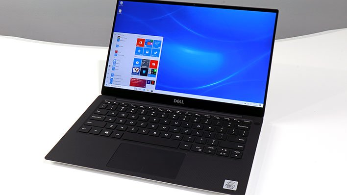 dell xps 13 with 10th gen intel 6 core