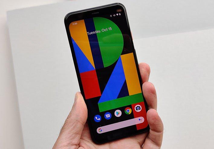 Google Pixel 4 Front