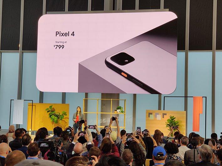 Google Pixel 4 Pricing