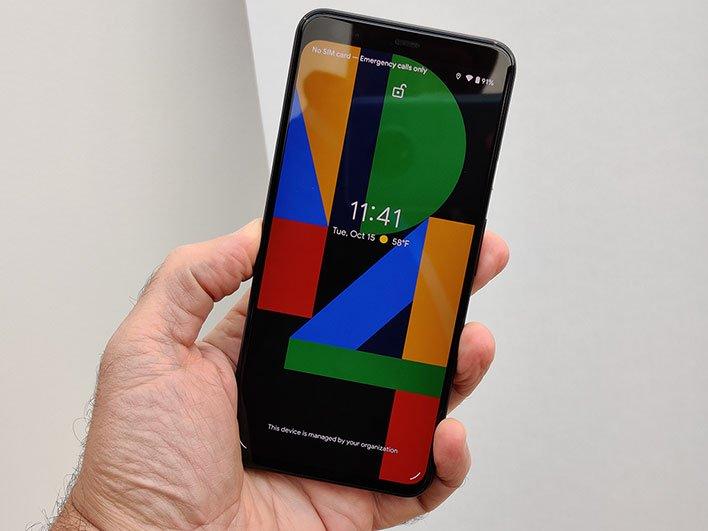 Google Pixel 4 XL Front